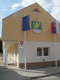 Budova Obecného úradu Kameničany
